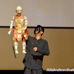 การแสดงหุ่นละครเล็ก คลองบางหลวง คณะคำนาย